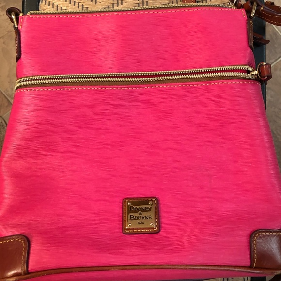 Dooney & Bourke Handbags - Dooney & Bourke crossbody and matching wristlet